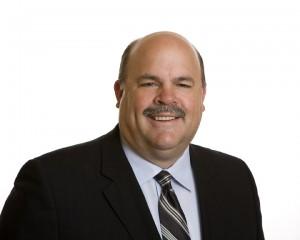 Symantec North American channel chief Randy Cochran