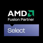 AMD Fusion Partner Program Select logo