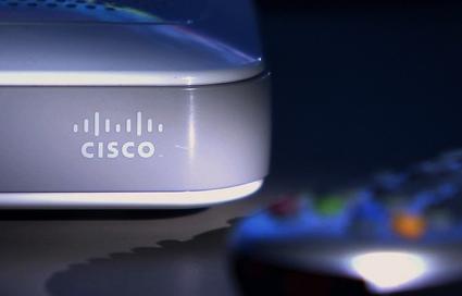 Cisco Videoscape set-top box