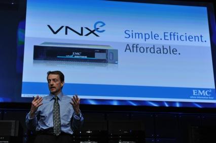 Pat Gelsinger and VNXe