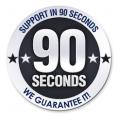 CTECH 90 seconds logo