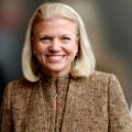 IBM CEO Gini Rommetty