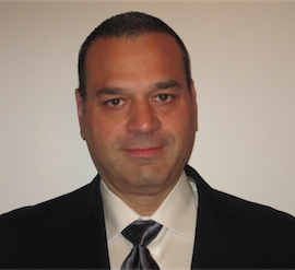 Peter Kriparos, channel chief for Hitachi Data Systems Canada