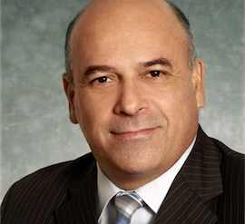 David De Abreu, vice president, partner organization, Cisco Canada