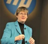 Lynn Anderson, senior vice president of channel marketing and demand generation at HP