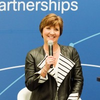 Cisco channel chief Wendy Bahr at Partner Summit 2016 in San Diego