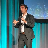 Zack Dickson, director of channels at HPE Canada