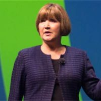 Wendy Bahr, senior vice president of Cisco's Global Partner Organization